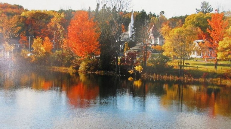 Beautiful Bellaire Michigan