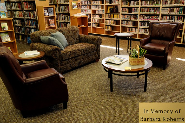 bellaire library furniture