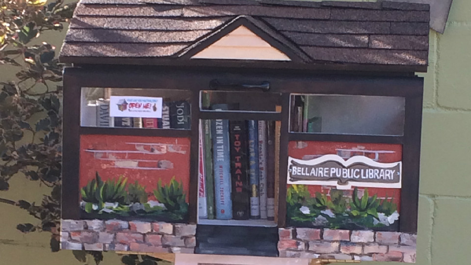 Bellaire Little Library