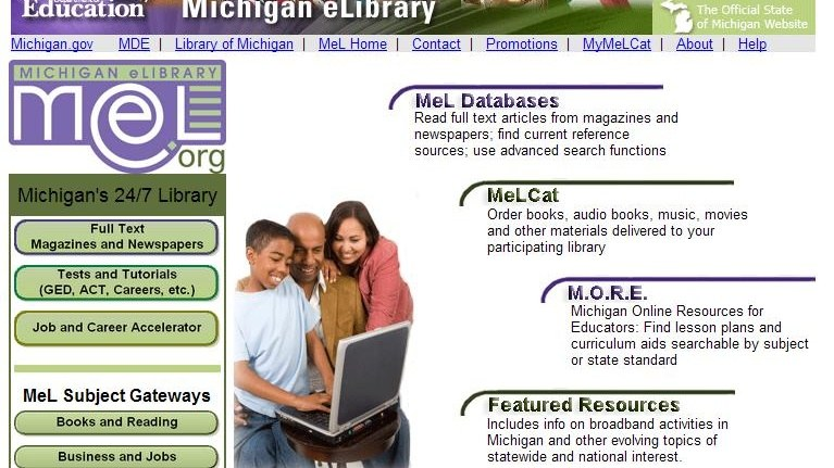 Check huge databases for kids and adults!