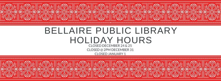 closed holiday hours