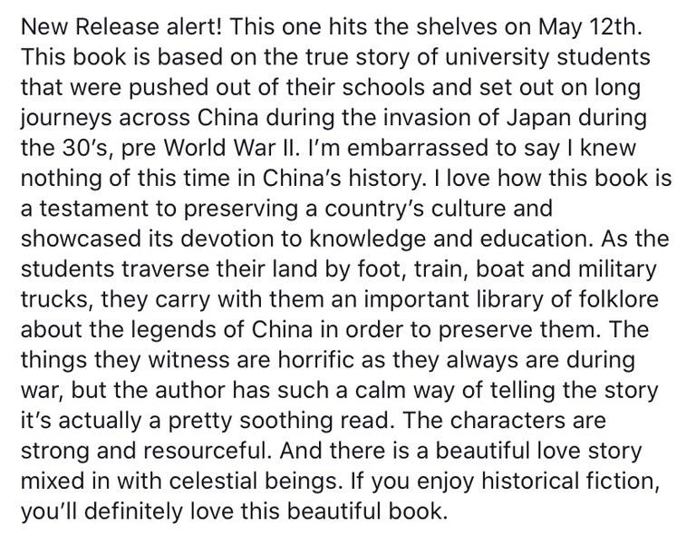 Facebook book review
