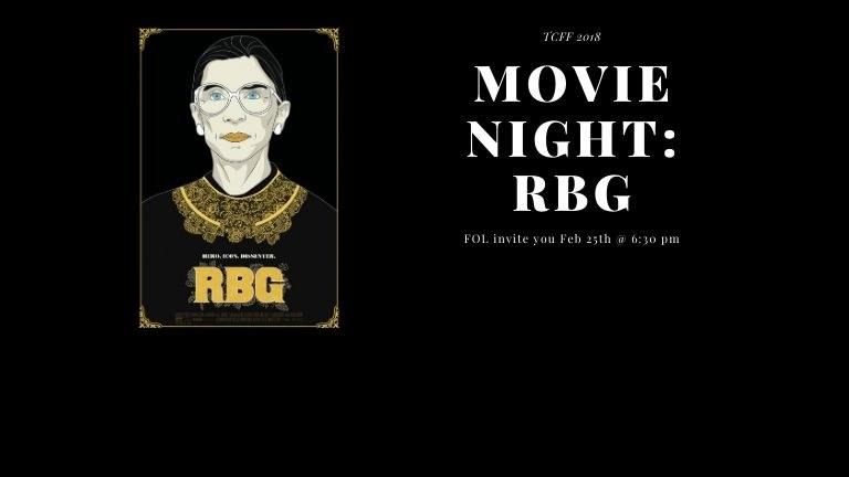 Life story of Justice Ruth Bader Ginsburg