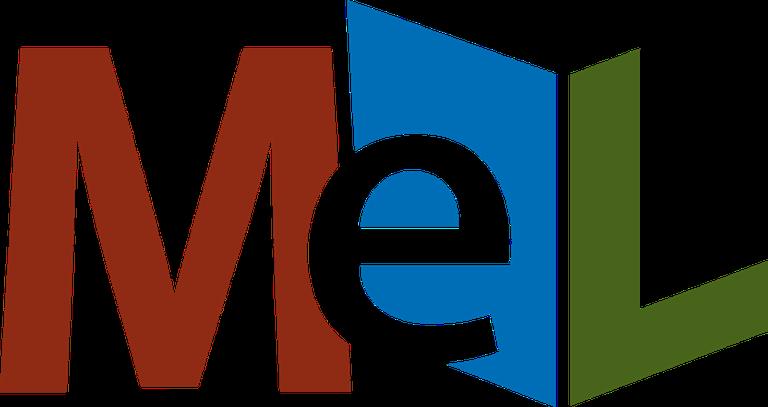 new mel logo