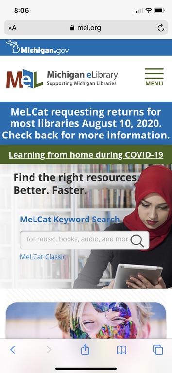 New melcat