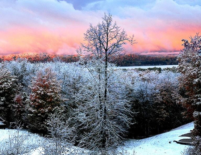 Winter photo winner
